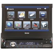 Marshal ME-1815 AV Car Multimedia with Bluetooth